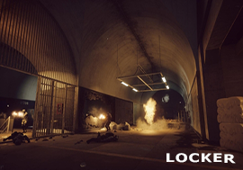 [XL] #6 Locker | Hardcore | No Explosive - by Oktyab.ru